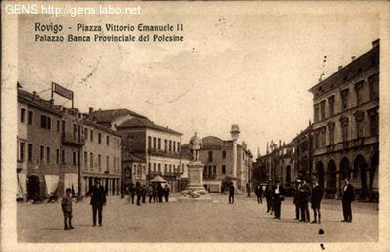 Rovigo - Piazza Vitorio Emanuele II